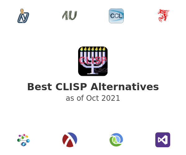 Best CLISP Alternatives