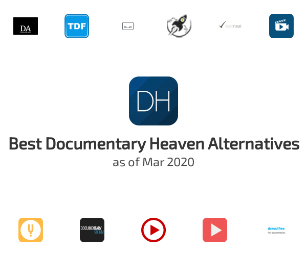 Best Documentary Heaven Alternatives
