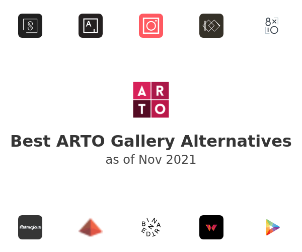 Best ARTO Gallery Alternatives