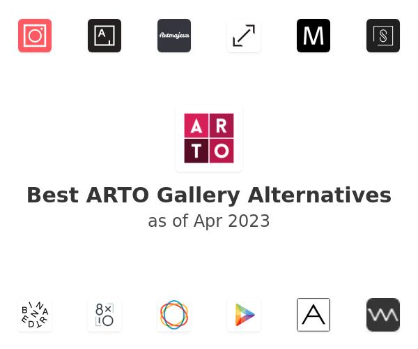 Best ARTO Gallery Alternatives