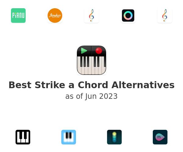 Best Strike a Chord Alternatives