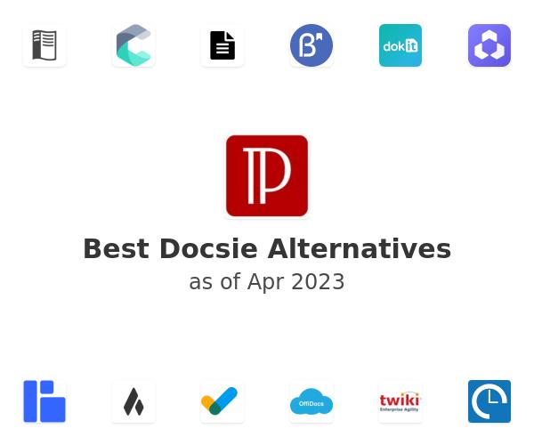 Best Docsie Alternatives