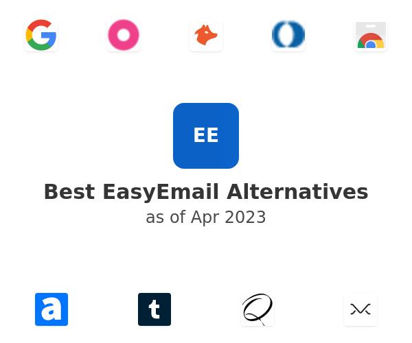 Best EasyEmail Alternatives