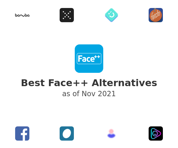Best Face++ Alternatives