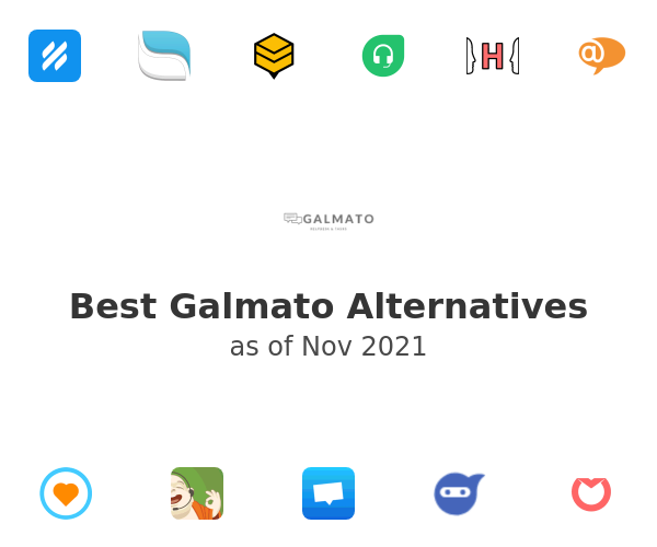 Best Galmato Alternatives