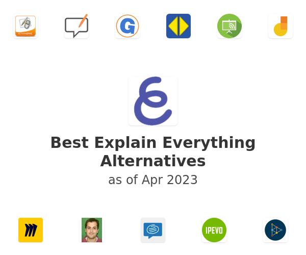 Best Explain Everything Alternatives