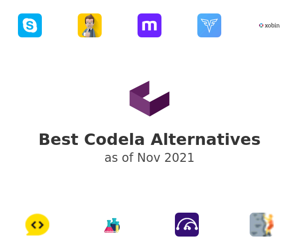 Best Codela Alternatives