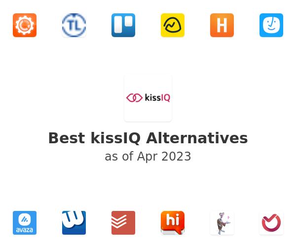 Best kissIQ Alternatives