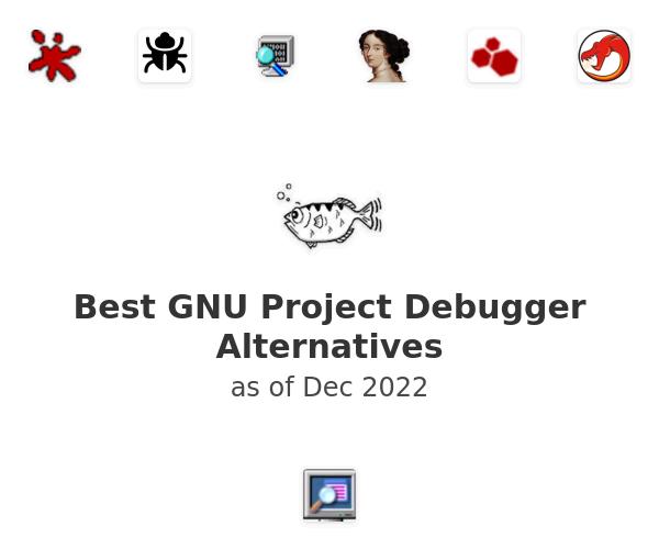 Best GNU Project Debugger Alternatives