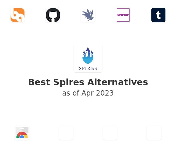Best Spires Alternatives