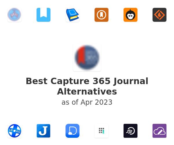 Best Capture 365 Journal Alternatives
