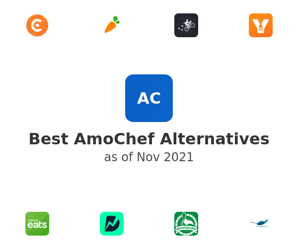 Best AmoChef Alternatives
