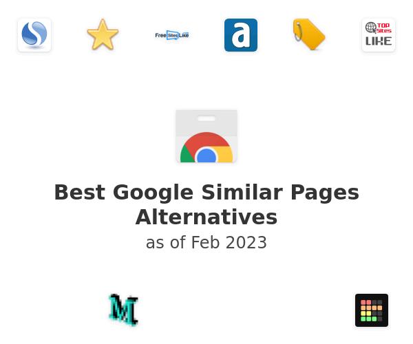 Best Google Similar Pages Alternatives