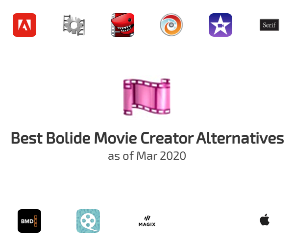 Best Bolide Movie Creator Alternatives