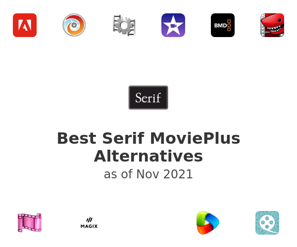 Best Serif MoviePlus Alternatives