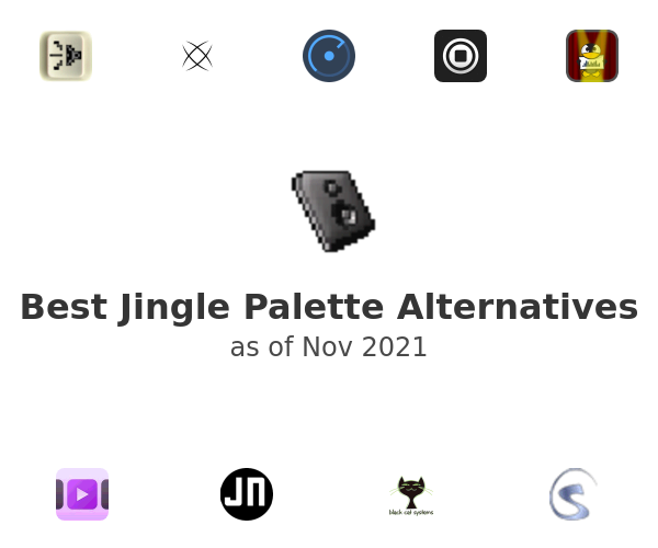 Best Jingle Palette Alternatives