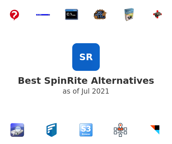 Best SpinRite Alternatives