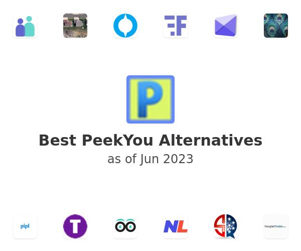 Best PeekYou Alternatives