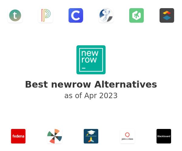 Best newrow Alternatives