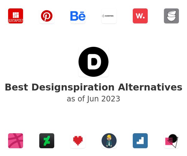 Best Designspiration Alternatives