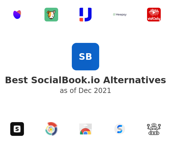 Best SocialBook.io Alternatives