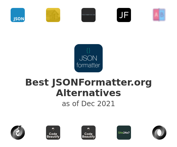 Best JSONFormatter.org Alternatives