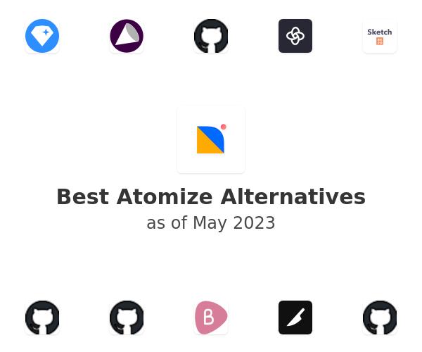 Best Atomize Alternatives