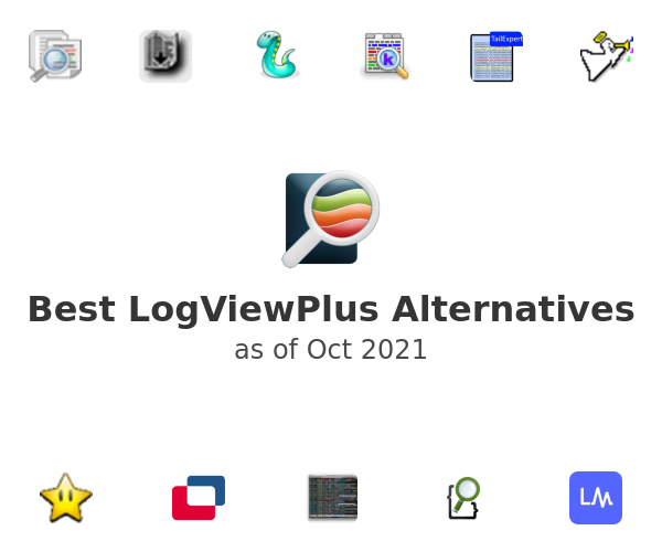 Best LogViewPlus Alternatives