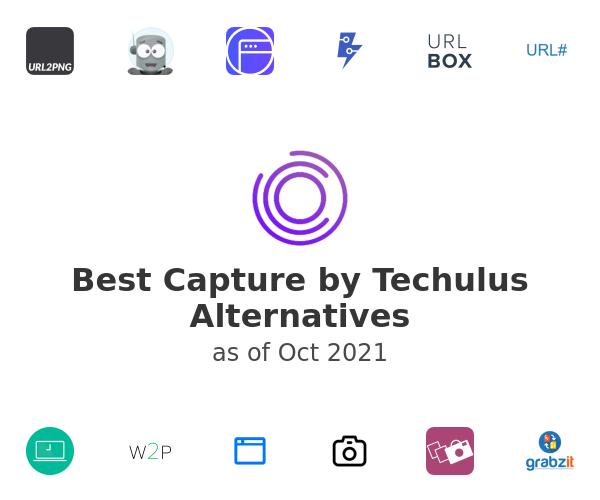 Best Capture by Techulus Alternatives