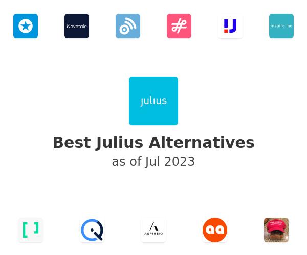 Best Julius Alternatives