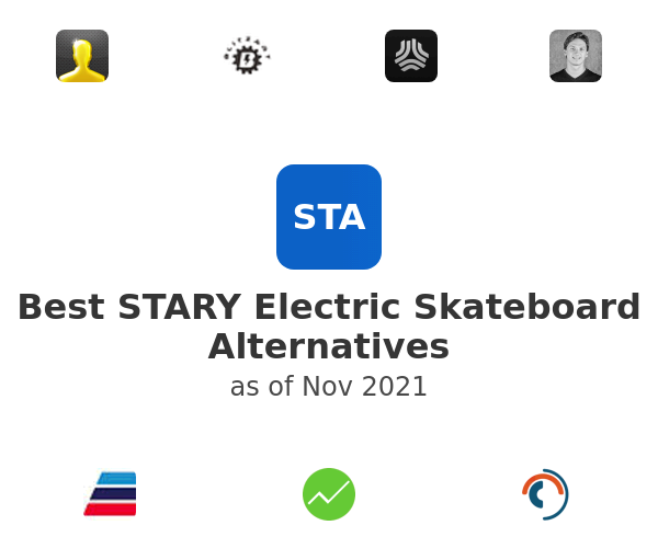 Best STARY Electric Skateboard Alternatives