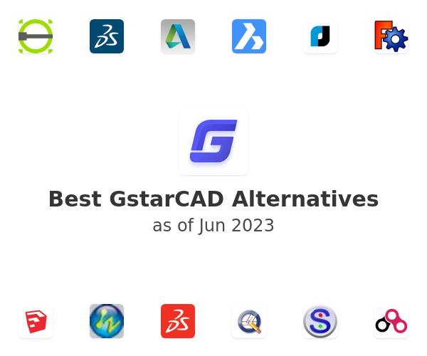Best GstarCAD Alternatives