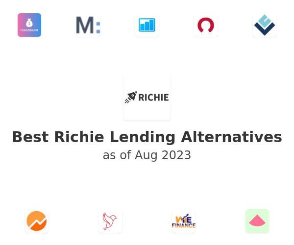 Best Richie Lending Alternatives