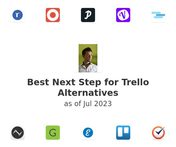 Best Next Step for Trello Alternatives