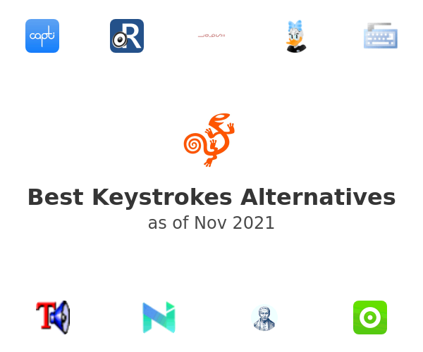 Best Keystrokes Alternatives