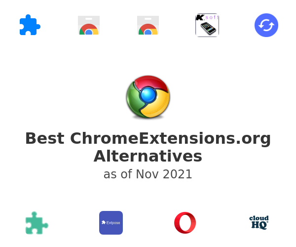 Best ChromeExtensions.org Alternatives