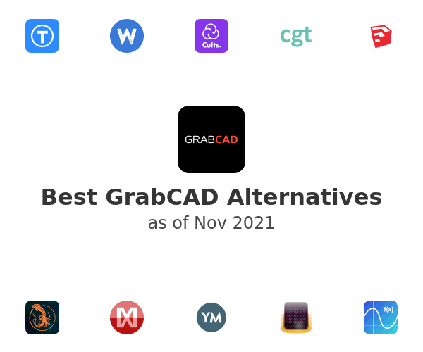 Best GrabCAD Alternatives