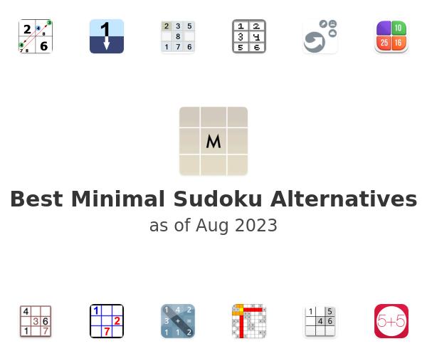 Best Minimal Sudoku Alternatives