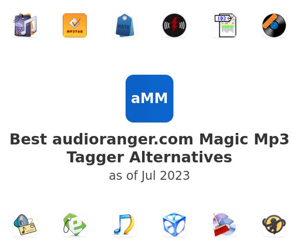 Best Magic Mp3 Tagger Alternatives