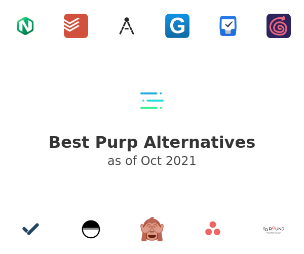 Best Purp Alternatives