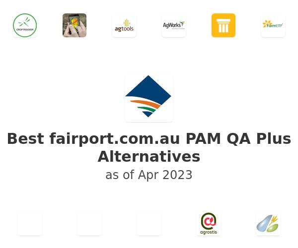 Best PAM QA Plus Alternatives
