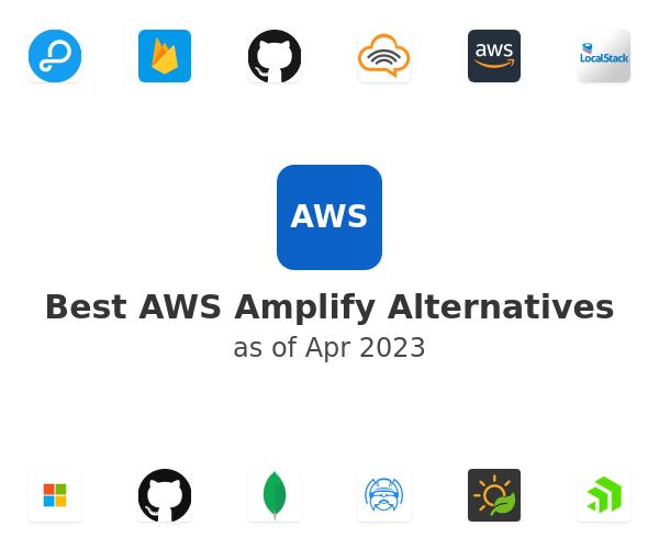 Best AWS Amplify Alternatives