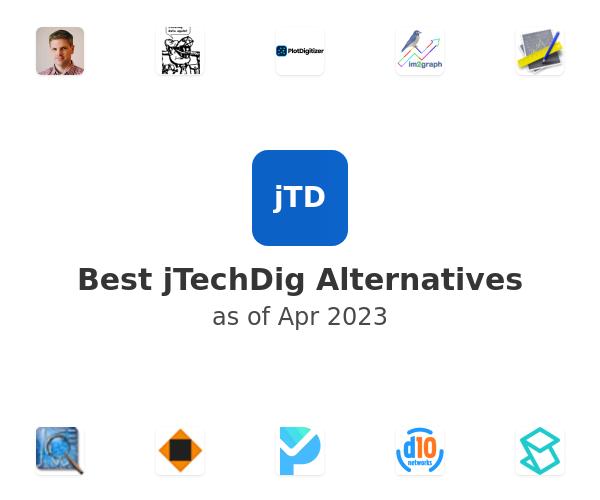 Best jTechDig Alternatives