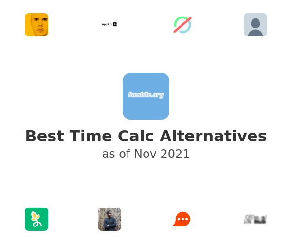 Best Time Calc Alternatives
