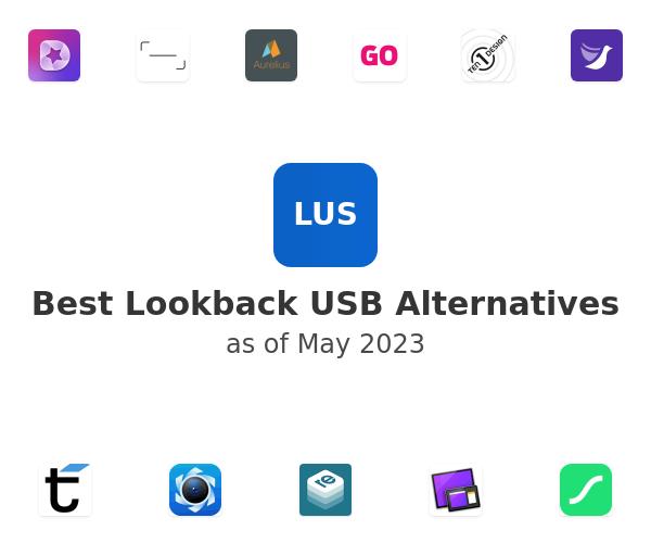 Best Lookback USB Alternatives