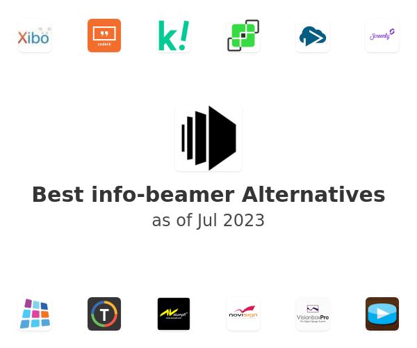 Best info-beamer Alternatives