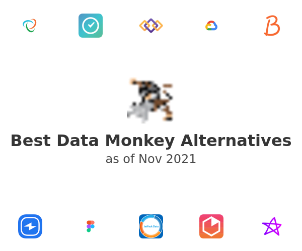 Best Data Monkey Alternatives