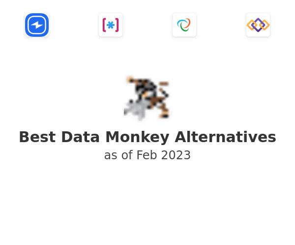 Best Data Monkey Alternatives
