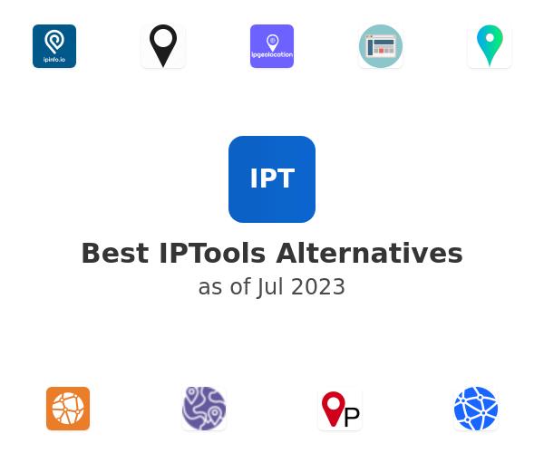 Best IPTools Alternatives