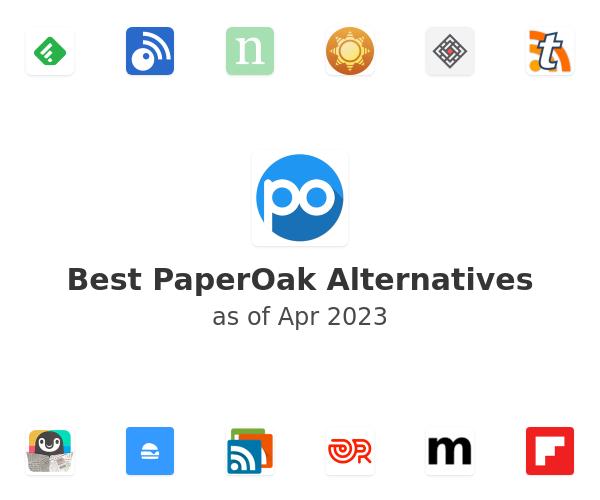 Best PaperOak Alternatives